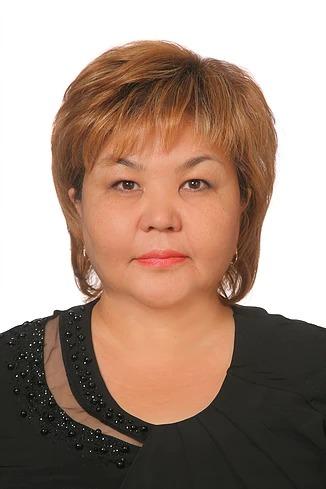 Ногойбаева Анаркан